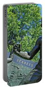 The Seabees At Arlington Portable Battery Charger