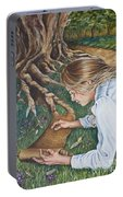 The Seven Spirits Series - The Spirit Of Knowledge Portable Battery Charger