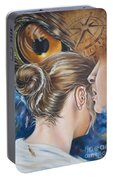 The Seven Spirits Series - The Spirit Of Counsel Portable Battery Charger