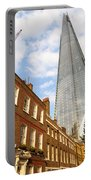 The Shard In London Portable Battery Charger