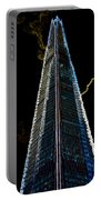 The Shard London Art Portable Battery Charger