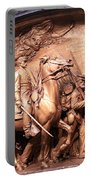 Saint Gaudens' The Shaw Memorial Portable Battery Charger