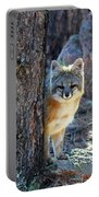 The Shy Fox Portable Battery Charger