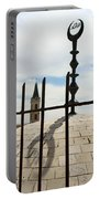 The Siege In Jerusalem Portable Battery Charger