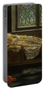 The Sleeping Beauty Portable Battery Charger