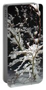 The Snowy Tree Portable Battery Charger