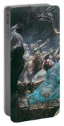 The Souls Of Acheron Portable Battery Charger
