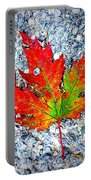 The Spirit Of Autumn Portable Battery Charger