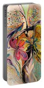 The Splash Of Life Series No 3 Portable Battery Charger