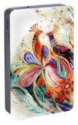 The Splash Of Life Series Pure White No 1 Portable Battery Charger