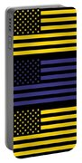 The Star Flag Portable Battery Charger by Tommytechno Sweden