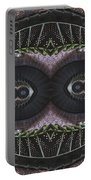 The Stare Portable Battery Charger by Debra and Dave Vanderlaan