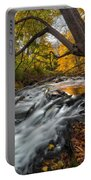 The Still River Square Portable Battery Charger by Bill Wakeley