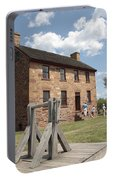 The Stone House At Manassas Portable Battery Charger