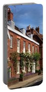 The Streets Of Winchester England Portable Battery Charger