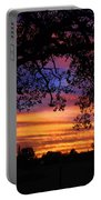The Sun Sets For Mike Portable Battery Charger