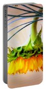 The Sunflower Speaks Portable Battery Charger