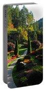 The Sunken Garden Portable Battery Charger