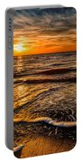 The Sunset Portable Battery Charger by Adrian Evans