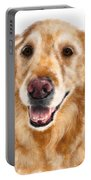The Sweet Golden Portable Battery Charger