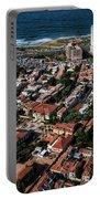 the Tel Aviv charm Portable Battery Charger