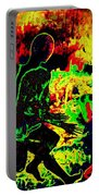 The Thunder Of Rock 'n' Roll Portable Battery Charger