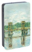 The Toll Bridge New Hampshire Portable Battery Charger