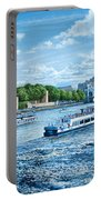 The Tower Of London Portable Battery Charger