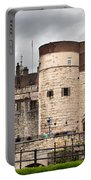 The Tower Of London Uk The Historic Royal Palace And Fortress Portable Battery Charger
