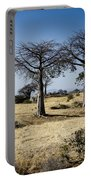 The Trees Of Ruaha Portable Battery Charger