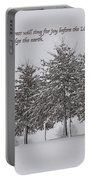 The Trees Portable Battery Charger