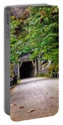 The Tunnel On The Scenic Route Portable Battery Charger