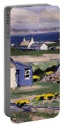 The Two Crofts Portable Battery Charger by Francis Campbell Boileau Cadell