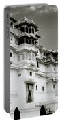 The Udaipur City Palace  Portable Battery Charger