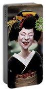The Ugly Geisha Portable Battery Charger