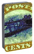 The Upside Down Biplane Stamp - 20130119 - V3 Portable Battery Charger