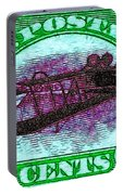 The Upside Down Biplane Stamp - 20130119 - V4 Portable Battery Charger