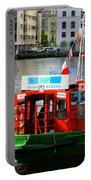 The Vagen Harbour Ferry Portable Battery Charger