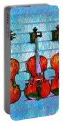 The Violin Store Portable Battery Charger