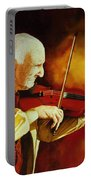 The Violinist Portable Battery Charger