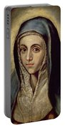 The Virgin Mary Portable Battery Charger