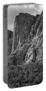 209619-bw-the Watchtower, Wind Rivers Portable Battery Charger
