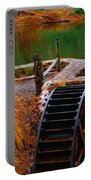 The Water Wheel Portable Battery Charger