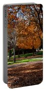 The Well In The Distance-davidson College Portable Battery Charger