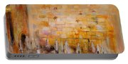 The Western Wall Portable Battery Charger