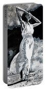 The White Deer Portable Battery Charger