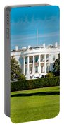 The White House Portable Battery Charger