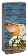 The White Pelican Portable Battery Charger
