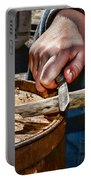 The Whittler Portable Battery Charger