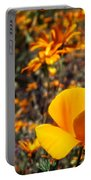 The Wildflowers Are Here And Spring Has Arrived Portable Battery Charger